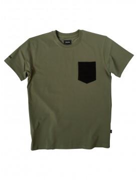 Koszulka Crude zielona