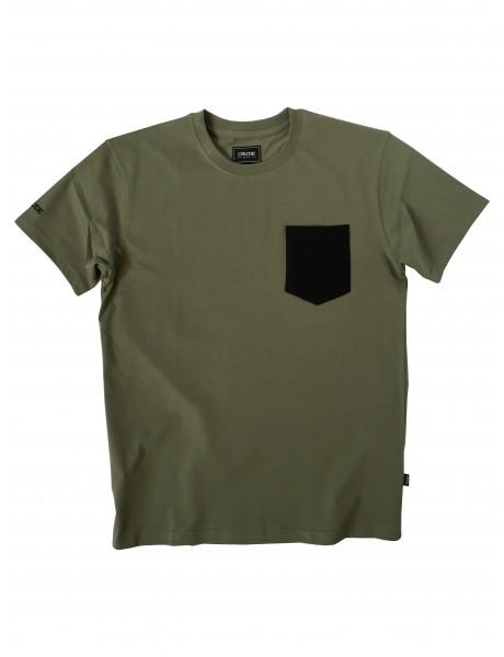 Koszulka Crude - ziemia